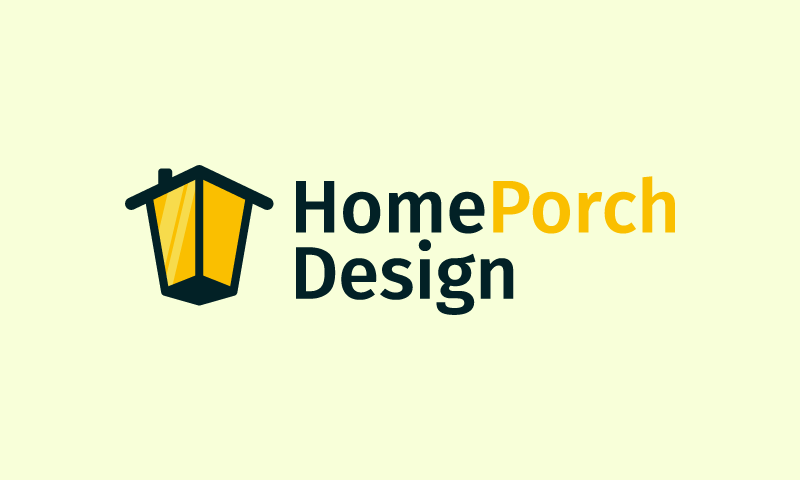 Homeporchdesign - Design company name for sale