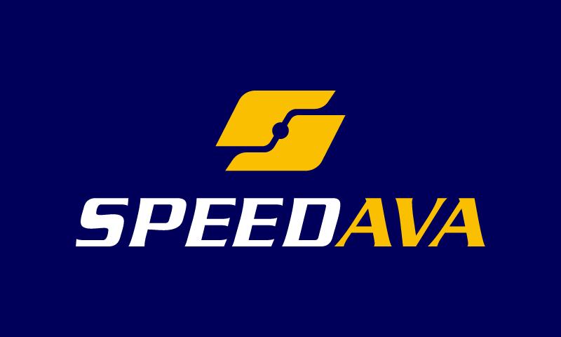 Speedava - Technology domain name for sale