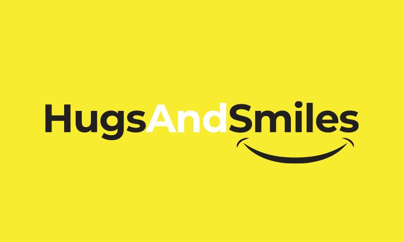 Hugsandsmiles - Health brand name for sale