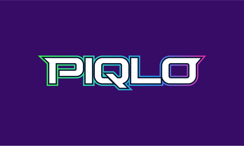 Piqlo - Modern brand name for sale