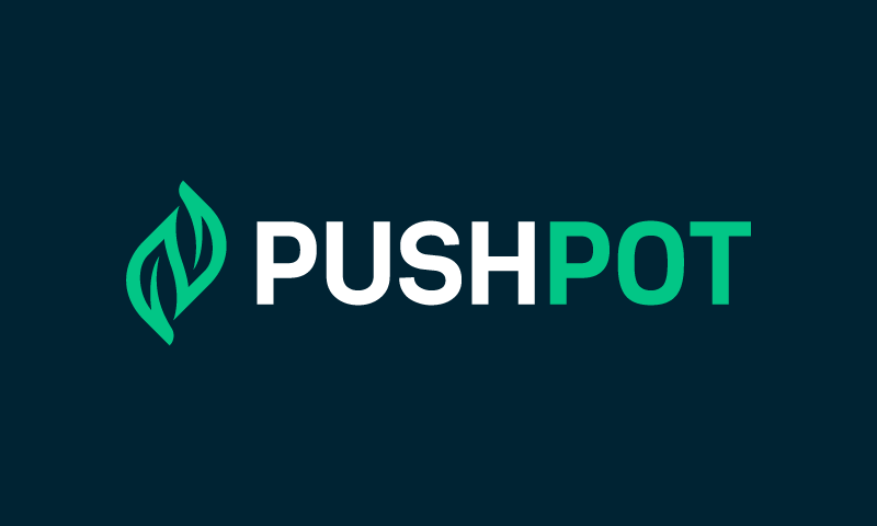 Pushpot - Dispensary brand name for sale