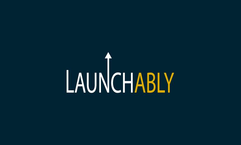 Launchably logo