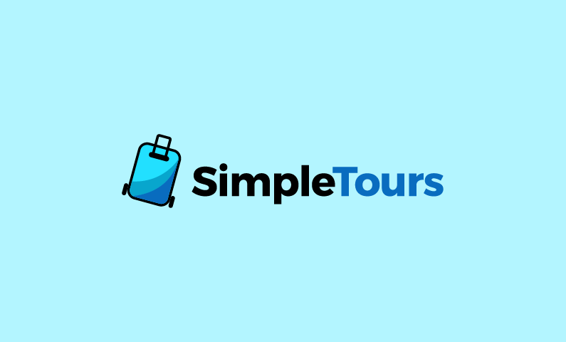 Simpletours - Travel startup name for sale