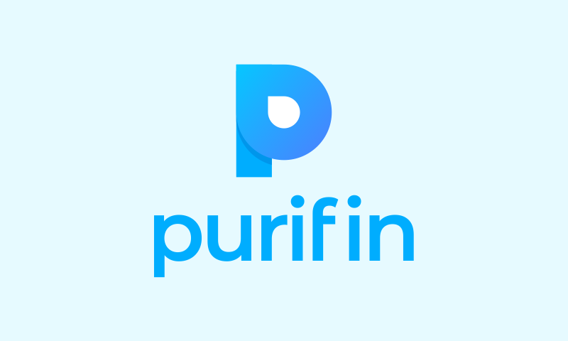Purifin - Environmentally-friendly business name for sale