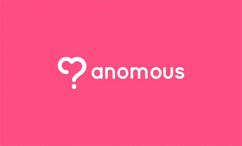 anomous - Futuristic sounding domain