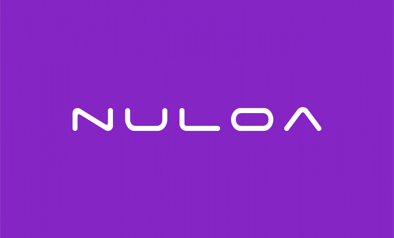 Nuloa - Clean modern domain name