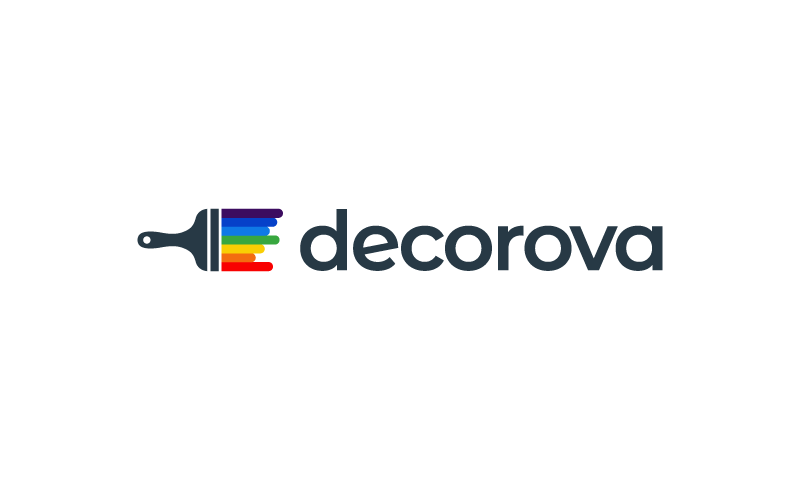 Decorova - Possible startup name for sale