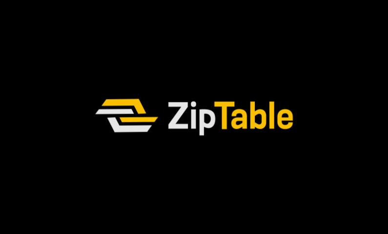 Ziptable