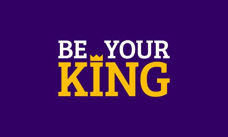 BeYourKing logo