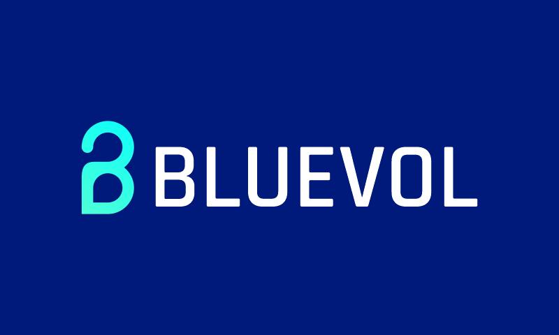 Bluevol - Technology brand name for sale