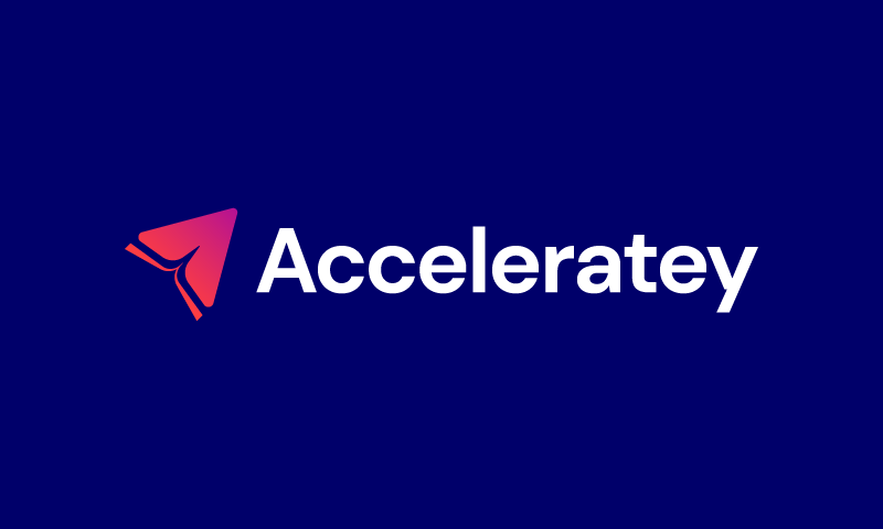 Acceleratey - Consulting brand name for sale