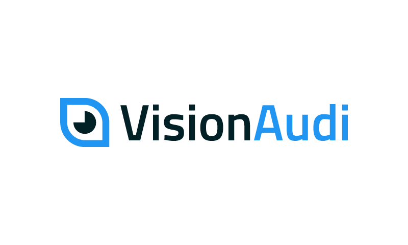 Visionaudi - Industrial startup name for sale
