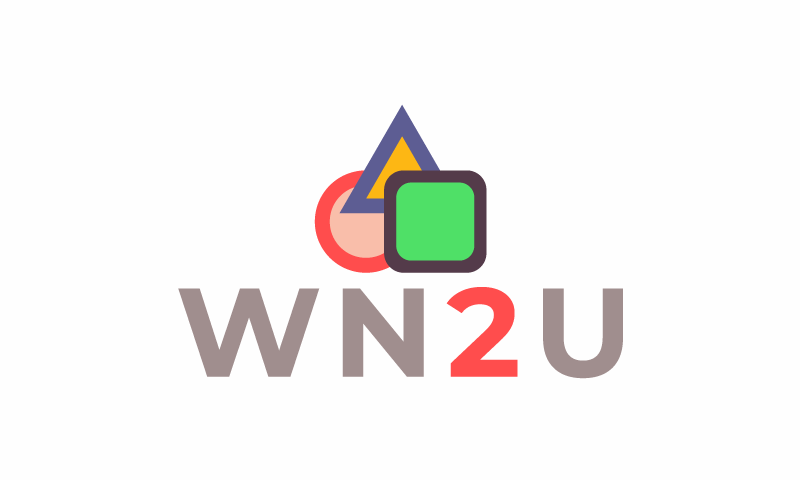 Wn2u - Technology business name for sale