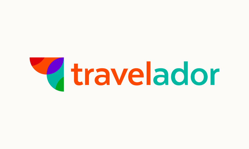 Travelador - Travel domain name for sale