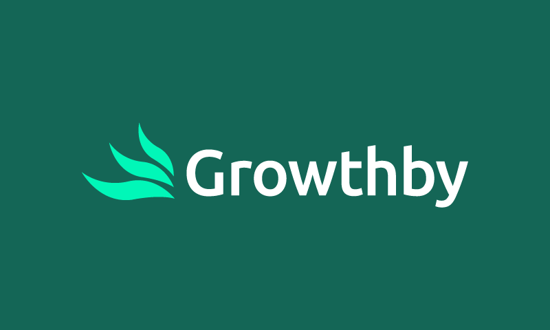 Growthby - Business product name for sale