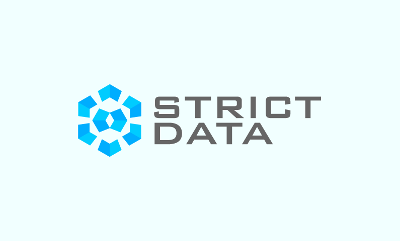 StrictData logo