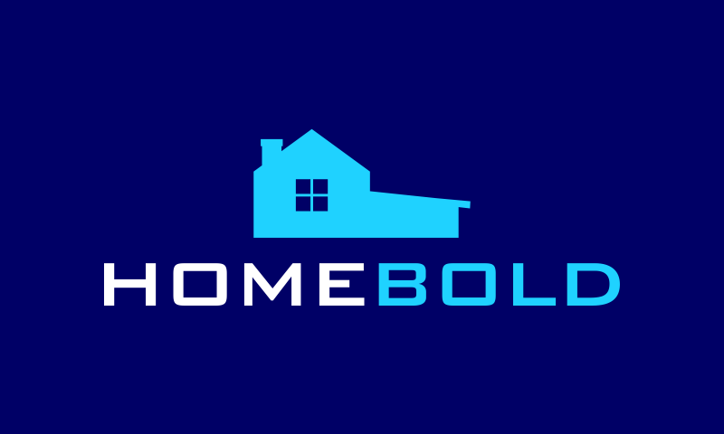 Homebold - Real estate business name for sale