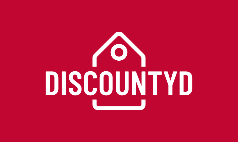 Discountyd - E-commerce brand name for sale