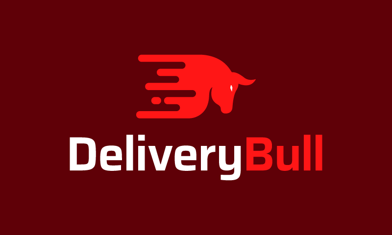 Deliverybull - Delivery domain name for sale