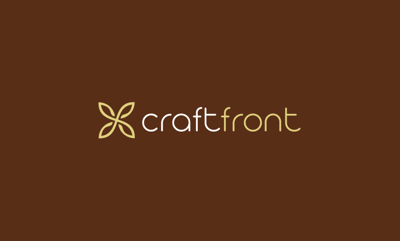 Craftfront - A crafty domain name