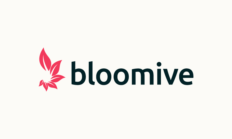 Bloomive - Fashion domain name for sale