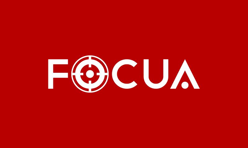 Focua - Marketing business name for sale