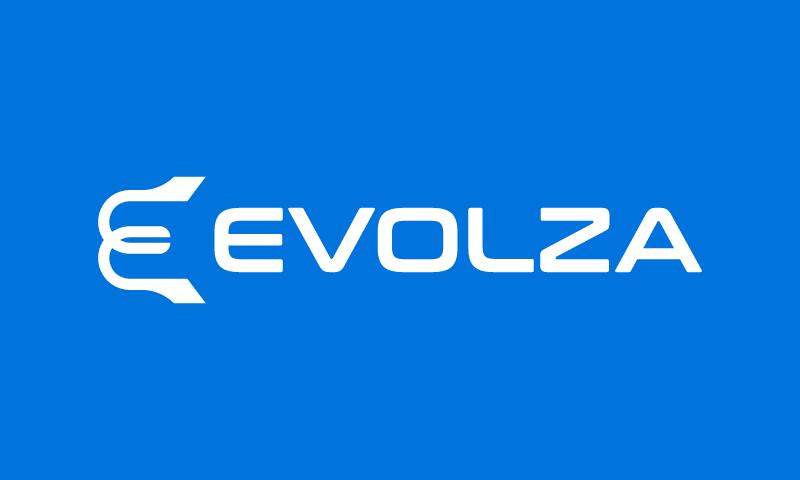 evolza logo