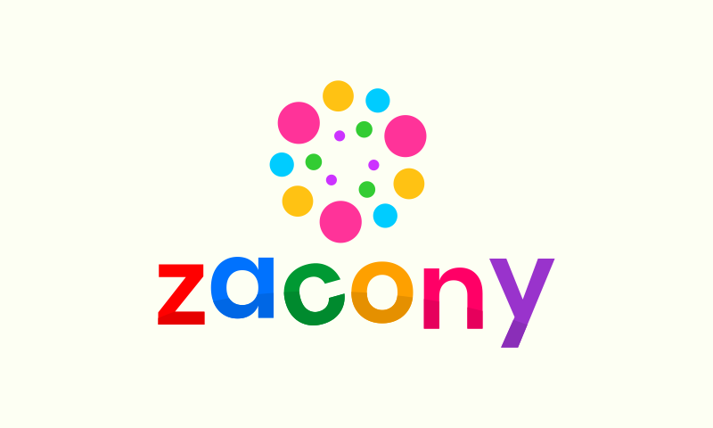 Zacony - Retail business name for sale