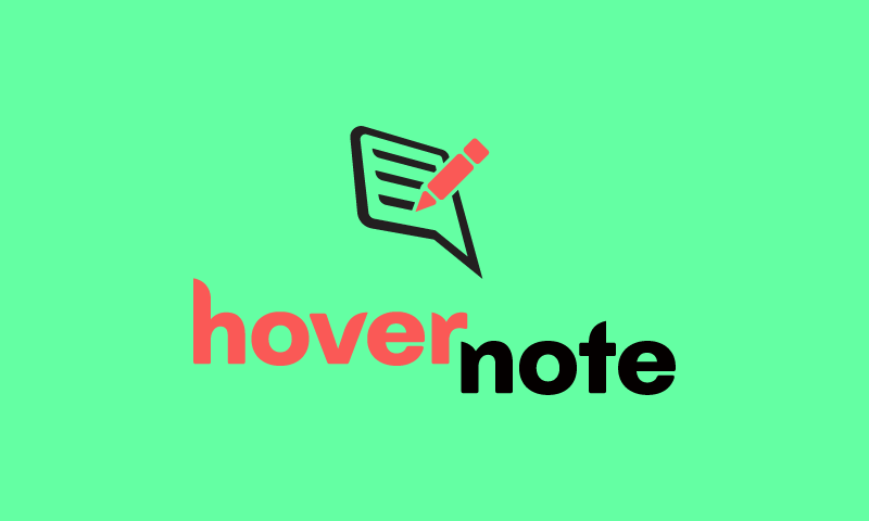 Hovernote - Mobile brand name for sale
