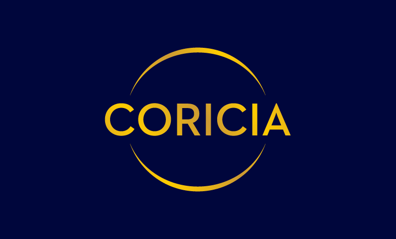 Coricia - Business startup name for sale