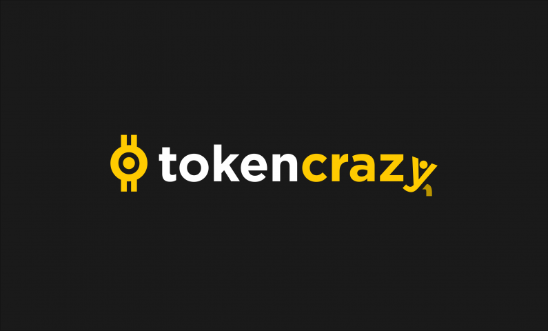 Tokencrazy - Cryptocurrency domain