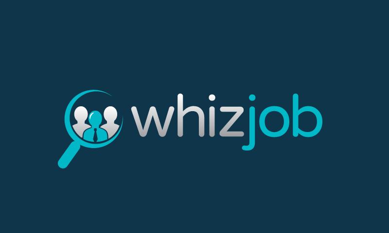 Whizjob - Recruitment brand name for sale