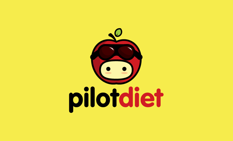Pilotdiet - Retail startup name for sale