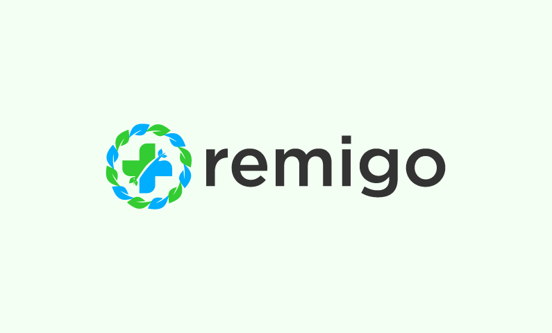 Remigo - Retail company name for sale
