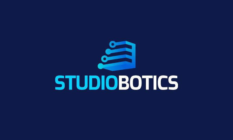 StudioBotics logo
