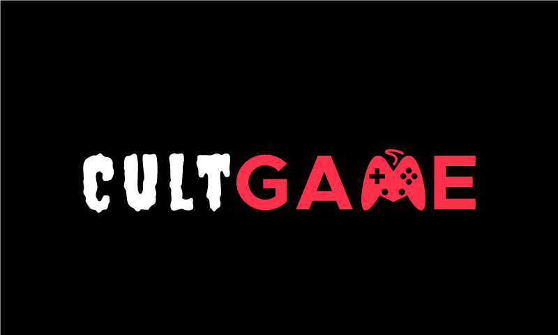Cultgame - Online games brand name for sale