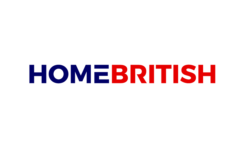 Homebritish - Smart home domain name for sale
