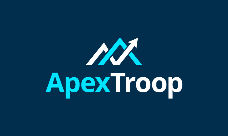 Apextroop - Technology business name for sale