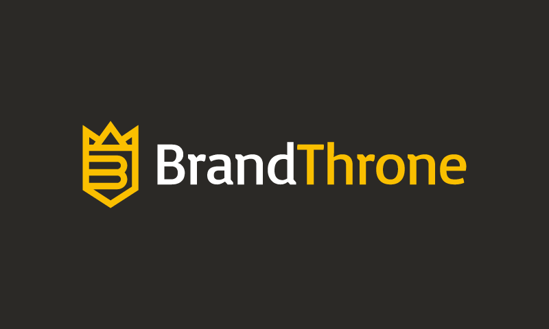 Brandthrone