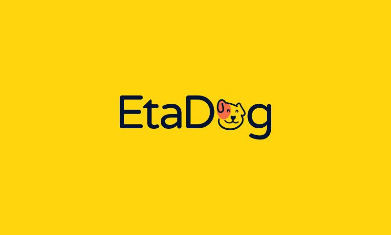 EtaDog logo