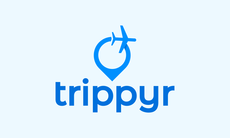 Trippyr - Travel company name for sale