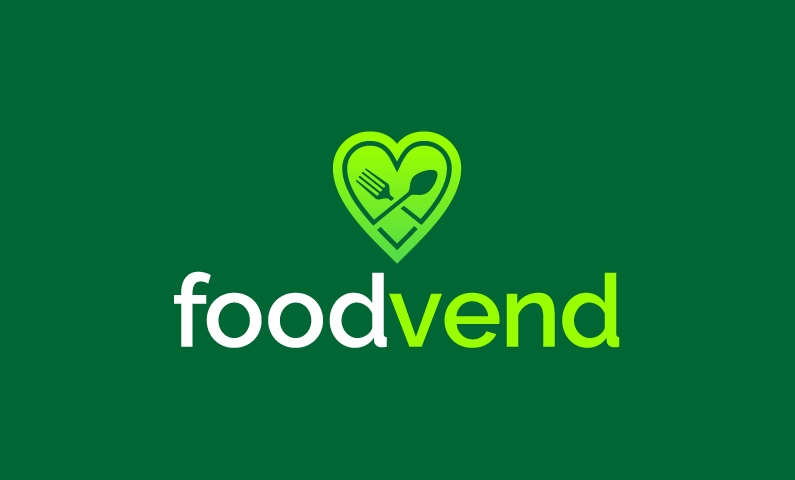 Foodvend - Nutrition company name for sale