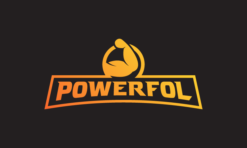 Powerfol - Technology startup name for sale