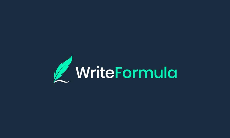 Writeformula