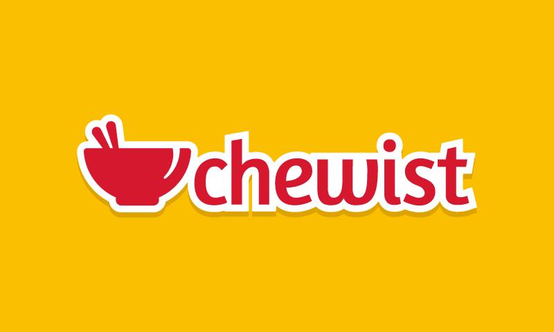 Chewist