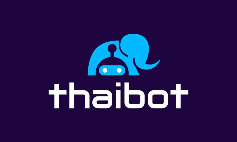 Thaibot - Robotics startup name for sale