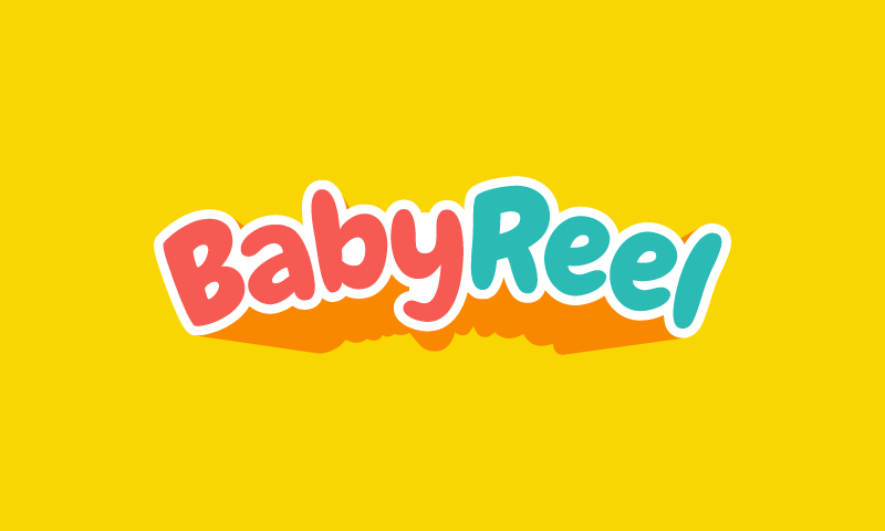 Babyreel - Childcare startup name for sale