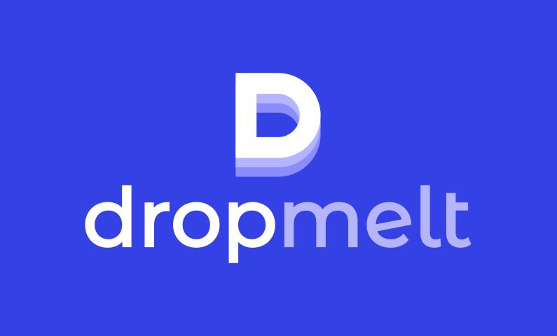 Dropmelt - Finance company name for sale