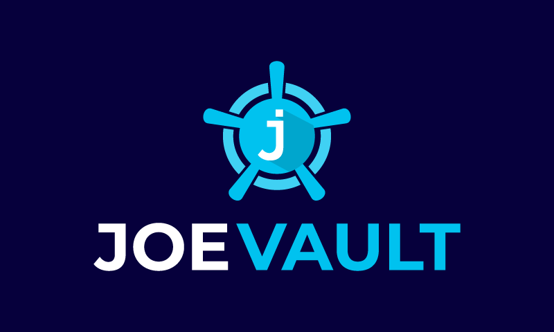 Joevault - Retail startup name for sale