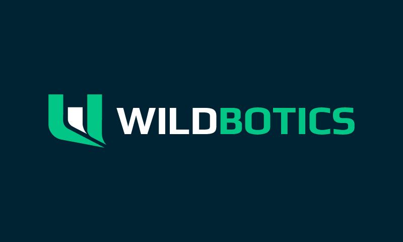 Wildbotics - Robotics company name for sale